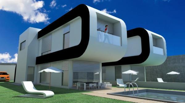 Urbanizaci n vilas for Viviendas unifamiliares modernas
